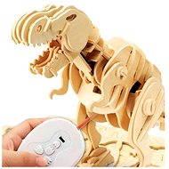 RoboTime - Tyranosaurus - Dřevěná hračka