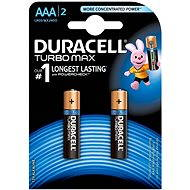 Duracell Turbo Max 2 pieces AAA