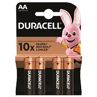 Duracell Basic AA 4 pcs - Battery