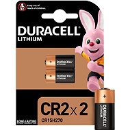 Duracell Ultra CR2 2 ks - Baterie
