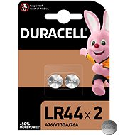 Duracell LR44 2 ks - Batéria