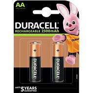 Duracell StayCharged AA - 2400 mAh 2 pc