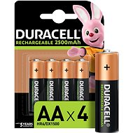 Duracell StayCharged AA - 2400 mAh 4 pieces