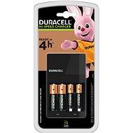 Duracell CEF 14 + 2AA + 2AAA - Nabíječka akumulátorů