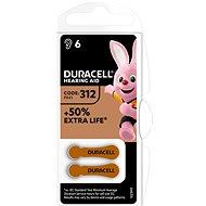 Duracell Hearing Aid - DA312 Duralock - Baterie