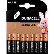 Duracell Basic AAA 18 ks - Baterie