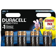 Duracell AA Turbo Max 1500 K8 Duralock 8 pieces