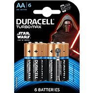 Duracell Turbo Max AA 6 pcs (StarWars Edition) - Battery