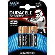Duracell AAA Max Turbo 6 Stück (Starwars Ausgabe) - Akku