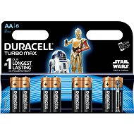 Duracell Turbo Max AA 8 pcs (StarWars Edition)