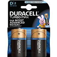 Duracell Turbo Max D 2 ks