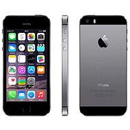 iPhone 5S 16GB (Space Grey) čierno-sivý