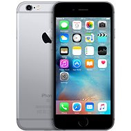 iPhone 6s 64 GB Space Grau - Handy