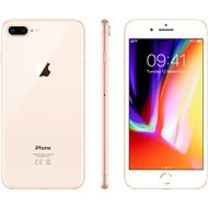 iPhone 8 Plus 256GB Zlatý - Mobilní telefon