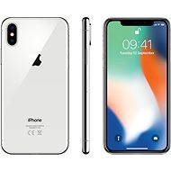 iPhone X 64GB Silber - Handy