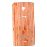 ALCATEL ONETOUCH 5022D POP STAR Wood Case Bamboo - Ochranný kryt