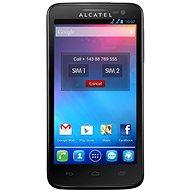 ALCATEL ONETOUCH 5035D X´POP Raven Black Dual SIM - Mobilný telefón