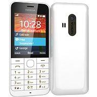 Nokia 220 bílá Dual SIM - Mobilní telefon