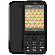 Nokia 225 černá Dual SIM - Mobilní telefon