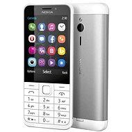 Nokia 230 Light Silver