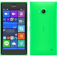 Nokia Lumia 730 zářivě zelená Dual SIM