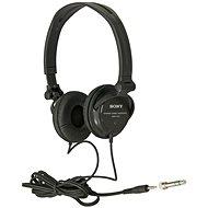 Sony MDR-V150 čierne - Slúchadlá