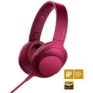 Sony Hi-Res H.ear MDR-100 rosa