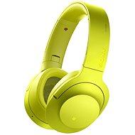 Sony Hi-Res H.ear MDR-100ABN limonengelb - Kopfhörer