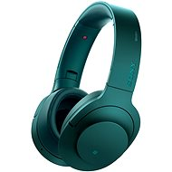 Sony Hi-Res MDR-100ABN teal