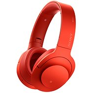 Sony Hi-Res H.ear MDR-100ABN Red