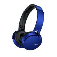 Sony MDR-XB650BT modrá - Sluchátka