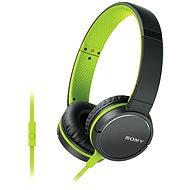 Sony MDR-ZX660APG green