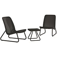 Keter Set RIO PATIO antracit - Set