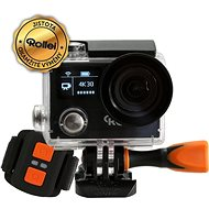 Rollei ActionCam 430 WiFi Black - Digital Camcorder