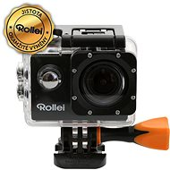 Rollei ActionCam 333 WiFi Schwarz - Digital-Kamera