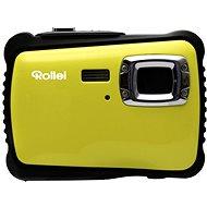 Rollei Sportsline 65 gelb-schwarz-Tasche kostenlos