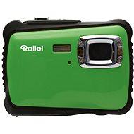 Rollei Sportsline 64 Zeleno-černý + brašna zdarma - Digitální fotoaparát