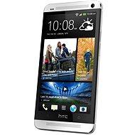 HTC ONE (M7) Silver - Mobilní telefon