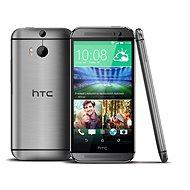 HTC One (M8) Gun Metal Grey Dual SIM - Mobilní telefon