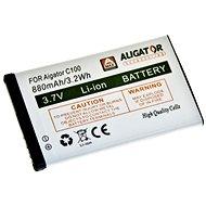 Akumulátor pro Aligator C100 - Baterie