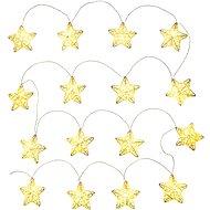 Retlux RXL 149 přírodní hvězda - Vánoční osvětlení