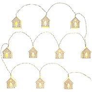 Retlux RXL 168 domeček - Vánoční osvětlení