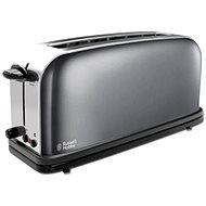 Russell Hobbs Long Slot Toaster Storm Grey 21392-56 - Topinkovač