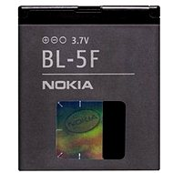 Nokia BL-5F Li-Ion 950 mAh bulk - Battery