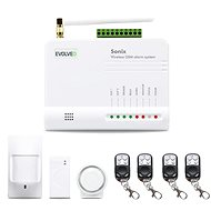 EVOLVEO Sonix - Wireless - Sicherheitsanlagen - Hausalarm