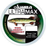 Okuma Ultramax 2oz Pike 0.30mm Green