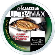Okuma Ultramax 2oz Carp 0.28mm Brown
