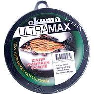 Okuma Ultramax 2oz Carp 0.35mm Brown