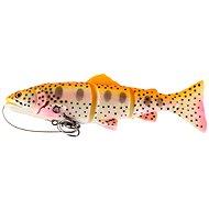 Savage Gear 3D Line Thru Trout Golden Albino 15 cm