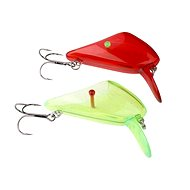 Savage Gear 4Play Lip scule Treble UV Red / Green size M